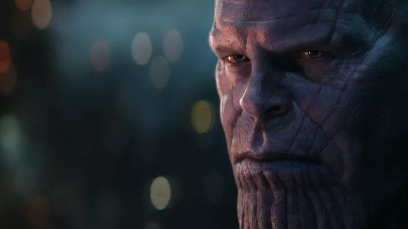 Illustration for article titled A subreddit for Thanos apologists is voluntarily banning half of its members