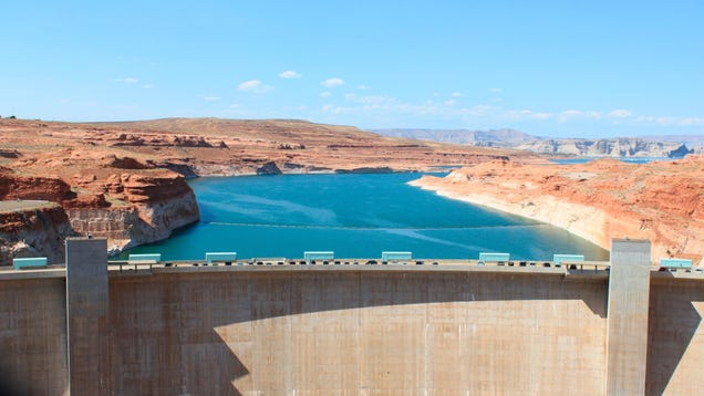 Officials Pull 'Emergency Lever' as Lake Powell Plunges Toward Dangerous New Low