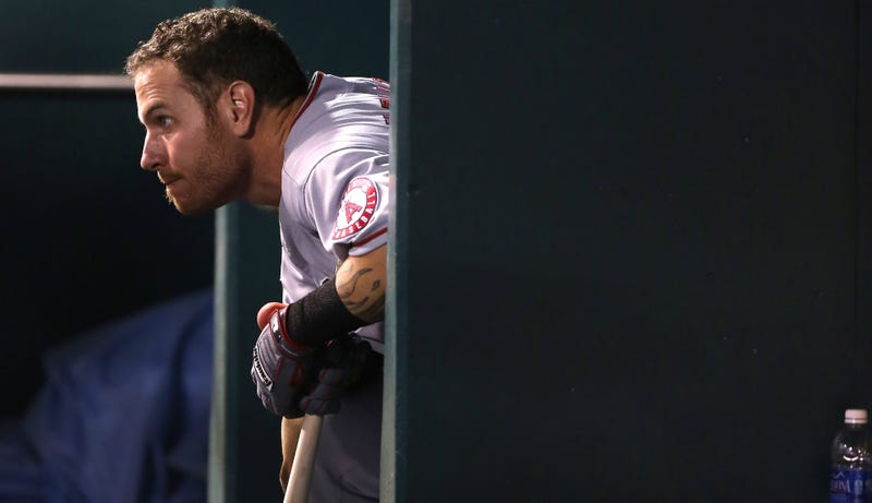 Illustration for article titled Report: MLB Could Suspend Josh Hamilton For A Year