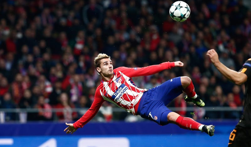 Antoine Griezmann Says He Hasn't Considered a January Exit from Atletico Madrid
