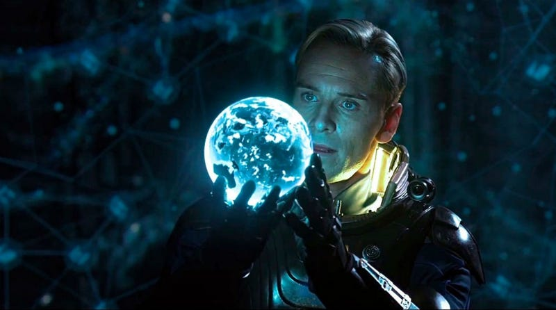 Illustration for article titled Ridley Scott Still Says He's Making Prometheus 2, and it Shoots Soon