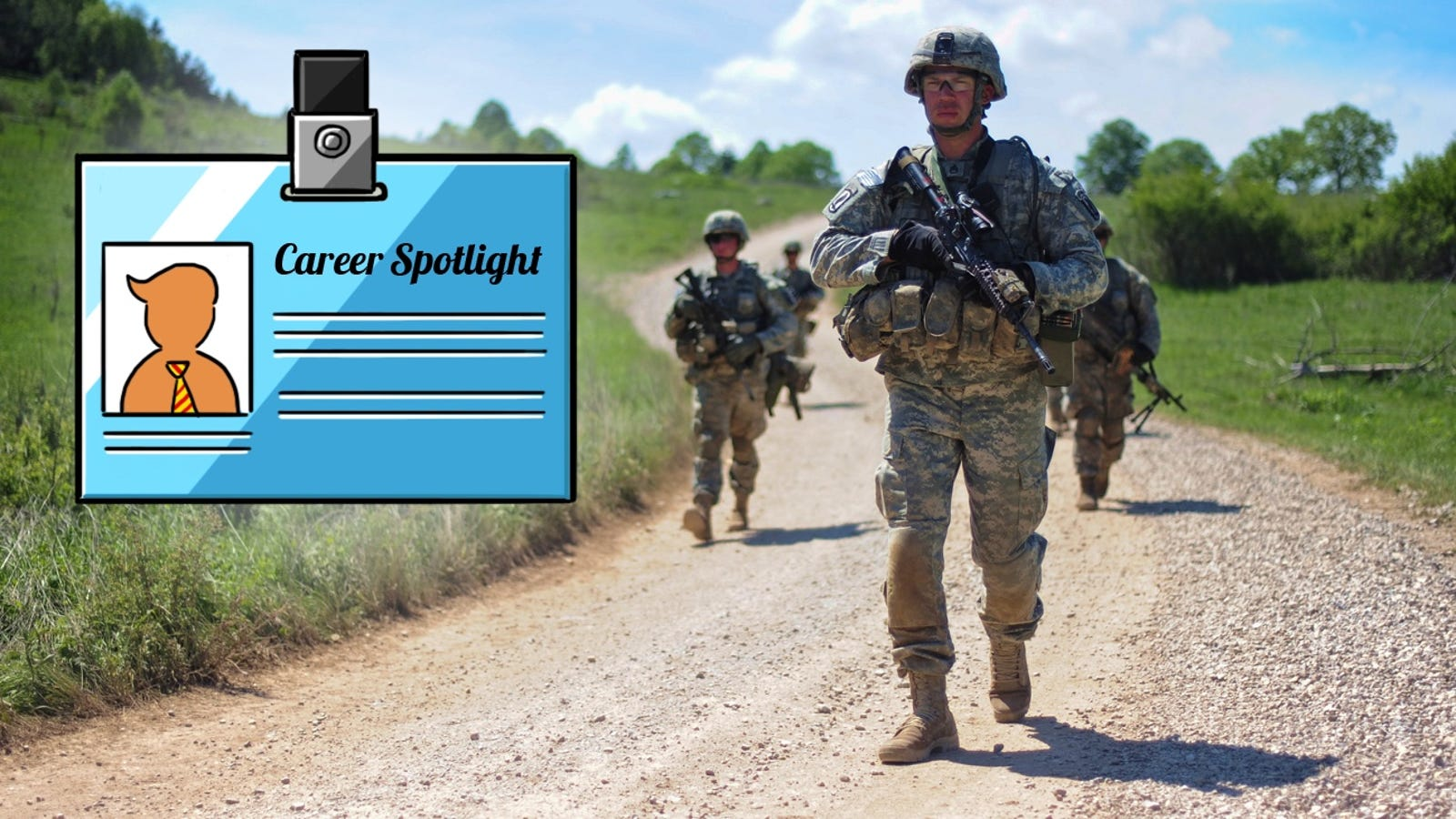 Career Spotlight: What I Do as an Officer in the U S  Army