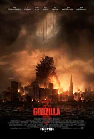 Illustration for article titled Two Weeks Until Godzilla