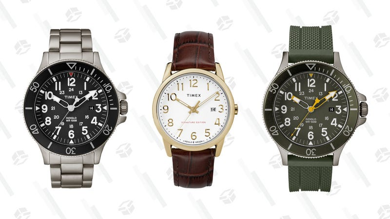 20% Off Select Men's and Women's Watches | Timex | Promo code SUNNY20