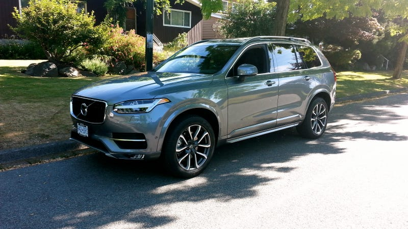 Illustration for article titled I Love The New XC90 But I Wouldn't Buy One