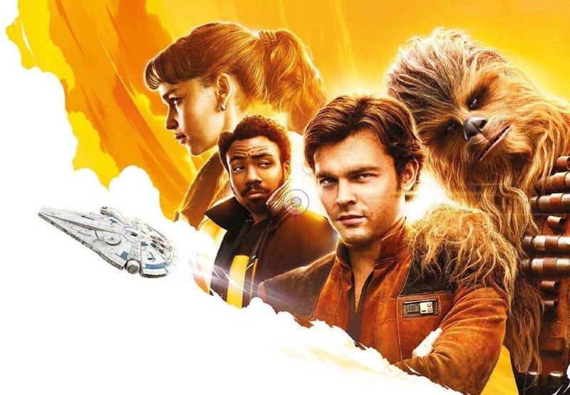 Solo: Los escritores de Star Wars Story 'se abren sobre la crítica de Fan