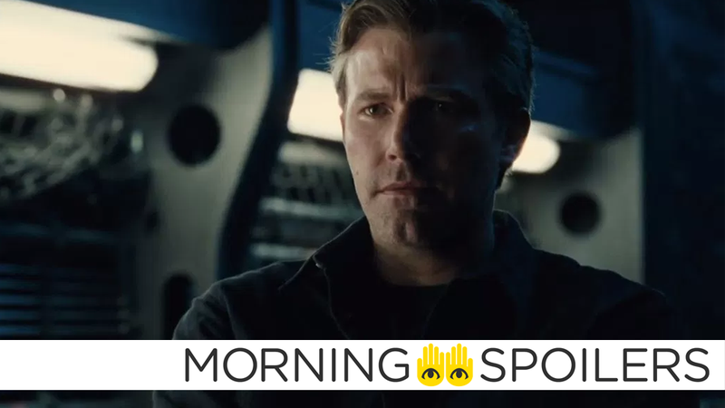 Justice League: Ben Affleck already thinking about hanging up Batman garb