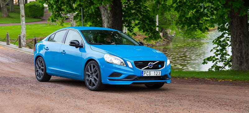 Illustration for article titled I Went to Sweden to Drive the Production Volvo S60 Polestar. Here's my Review
