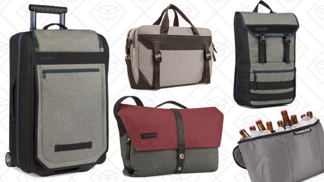 Timbuk2's Flash Sale Discounts Some Of Your Favorite Bags and Lots More