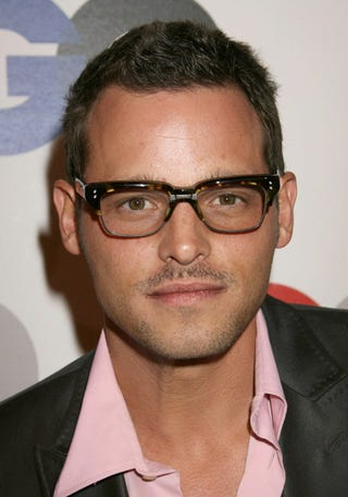 Illustration for article titled Dear Justin Chambers: We Like To Make Passes At Cute Guys In Glasses