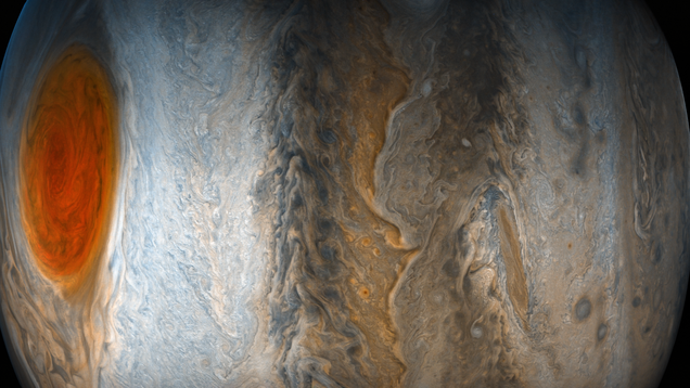 New Image of Jupiter Is So Beautiful It s Making Us Angry
