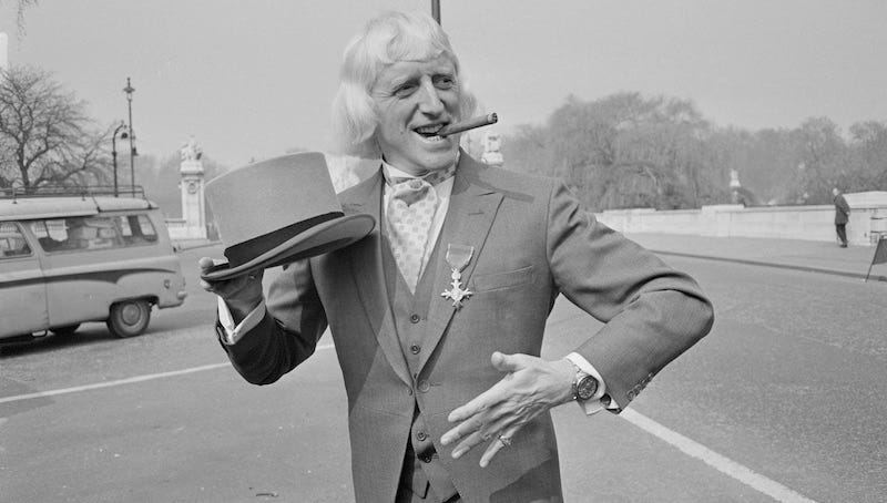 Illustration for article titled Report: Culture of Celebrity Deference Allowed BBC's Jimmy Savile to Sexually Abuse 72