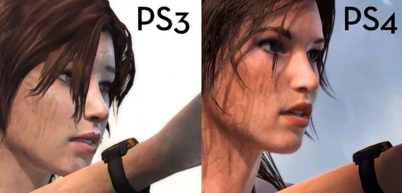 """Illustration for article titled Tomb Raider en PS3 vs PS4: así son los gráficos de """"nueva generación"""""""
