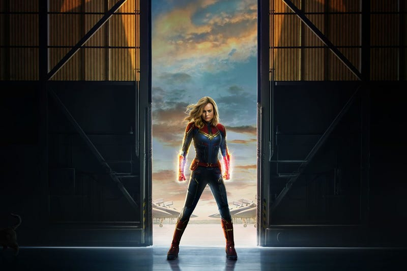 Illustration for article titled What We Loved About Captain Marvel (There's A Cat)