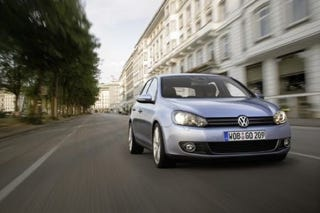 Illustration for article titled New VW Golf VI Gets An Early Internet Unveil
