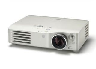 """Illustration for article titled Panasonic PT-AX200E Home Cinema Projector Features """"Game Mode"""""""
