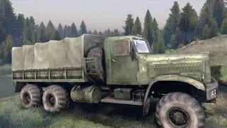 Hell yeah! Spintires is out!