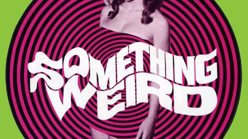 Illustration for article titled Something Weird partners with AGFA to restore wonderfully sleazy drive-in films