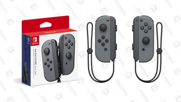 Jump for Joy! Refurbished Joy-Cons Will Cost You Just $48 Right Now