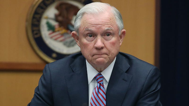 Sessions: If Mexico Doesn't Pay For The Wall, Undocumented Mexicans Will