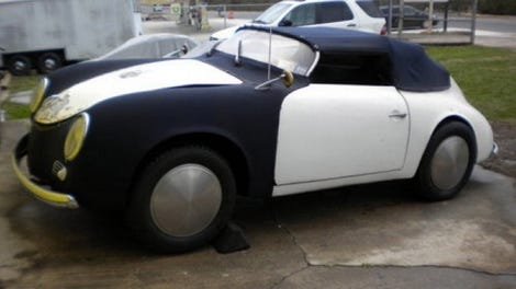 For $17,900, Could This Porsche Speedster Replica Let You Fake It