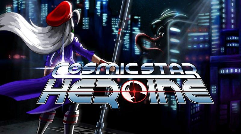 Illustration for article titled Flying Under the Radar: Cosmic Star Heroine
