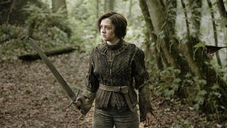 Illustration for article titled Game Of Thrones' Maisie Williams May Star In The Last Of Us Movie
