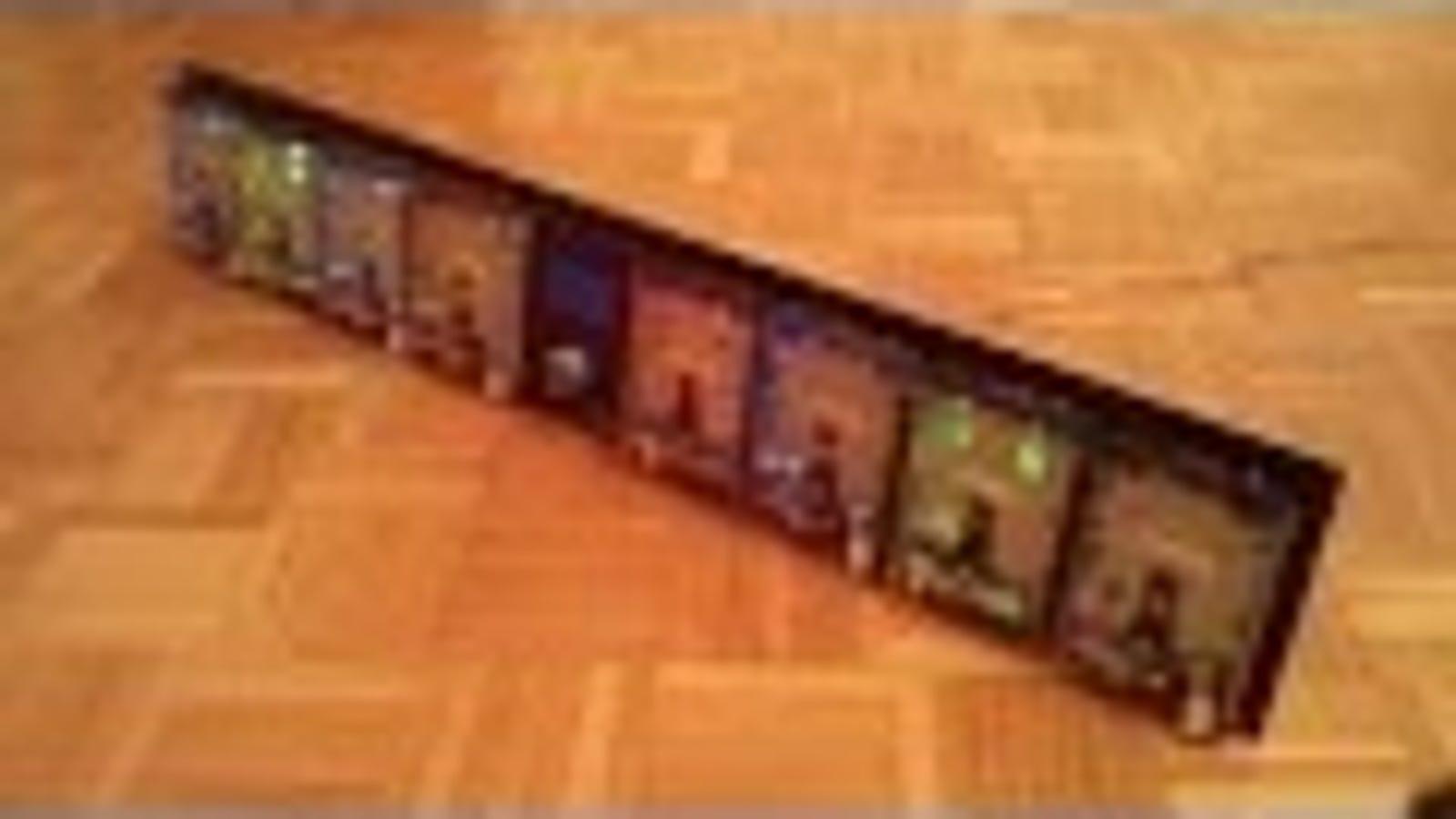 RumbleRail BoomBox, el instrumento que hace música con disqueteras
