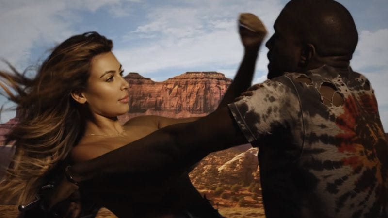 "Illustration for article titled James Franco and Seth Rogen remade the ""Bound 2"" video, dry humping and all"