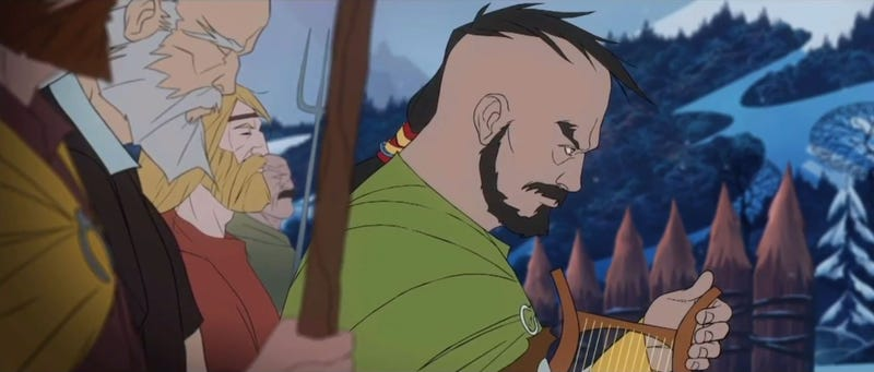 Illustration for article titled You Like The Banner Saga? You're Getting A Sequel.