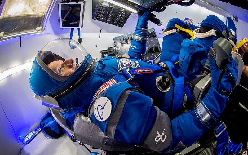 La NASA tendrá trajes espaciales 50% más ligeros
