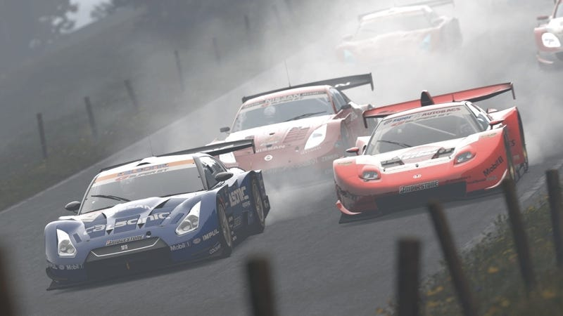 "Illustration for article titled Gran Turismo 5 Delay Will Be ""A Short One"""