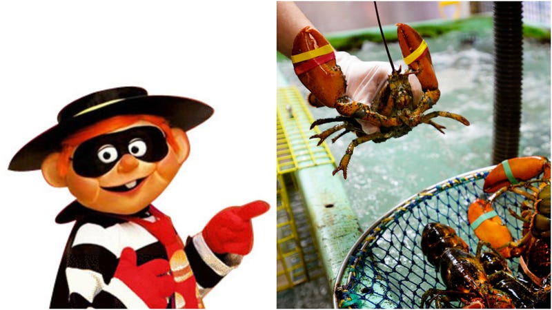Illustration for article titled A Las Vegas cook stole 25 lobsters in a backpack