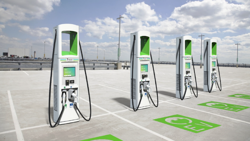 Vw To Install Ultra Fast Electric Charging Stations At