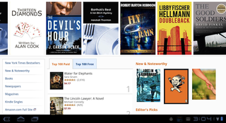 Illustration for article titled Kindle App for Android Gets Updated to Support Android Honeycomb Tablets