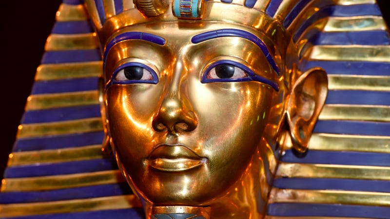 Illustration for article titled King Tut Was Buried With aMeteoriteDagger, Confirming He WasDefinitely a Teenaged Boy