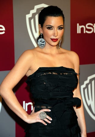 Illustration for article titled Kim Kardashian Speaks Out Against Teen Pregnancy
