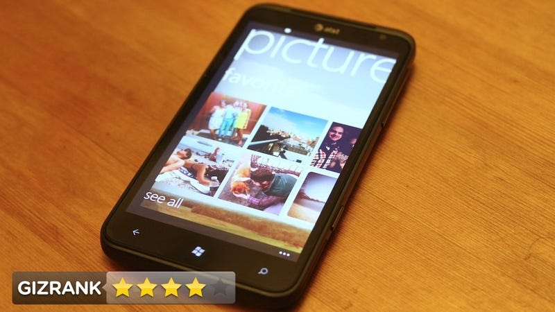 Illustration for article titled HTC Titan Review: I Want To Hate You, Giant Phone, But I Love You