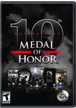 Illustration for article titled EA Honors Ten Years Of 'Medal'