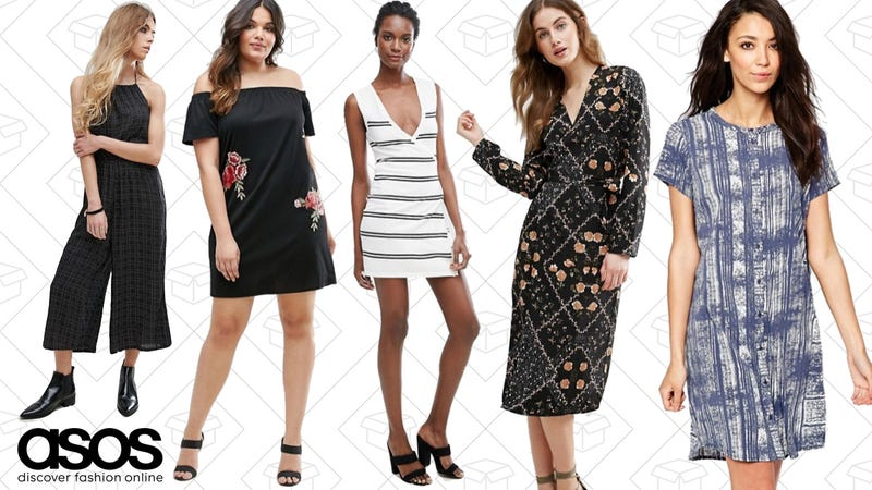 60% off dresses and jumpsuits