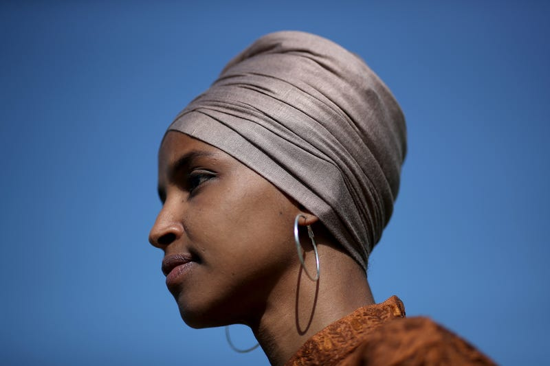 Illustration for article titled In Death Threat Against Ilhan Omar, Writer Vows to Shoot Congresswoman at Minnesota State Fair