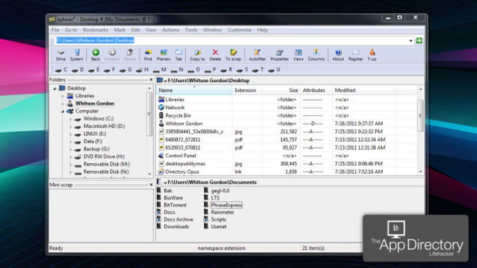The Best Alternative File Browser for Windows