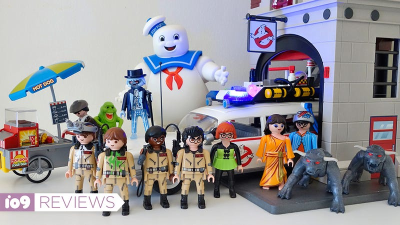 Illustration for article titled These Are the Ghostbusters Toys We Should Have Gotten 33 Years Ago