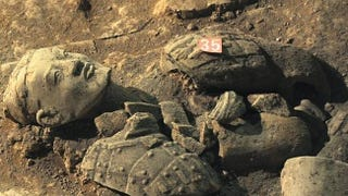 Illustration for article titled Over 1,400 Terracotta Soldiers Could Be Uncovered In New Dig