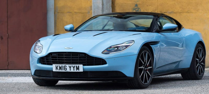 Guess How Much An Aston Martin DB Costs In India - How much does a aston martin cost