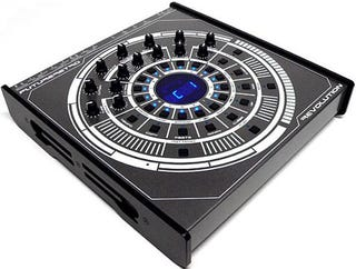 Illustration for article titled Revolution Synthesizer R2 Looks Like Death Star Control Panel, Not R2