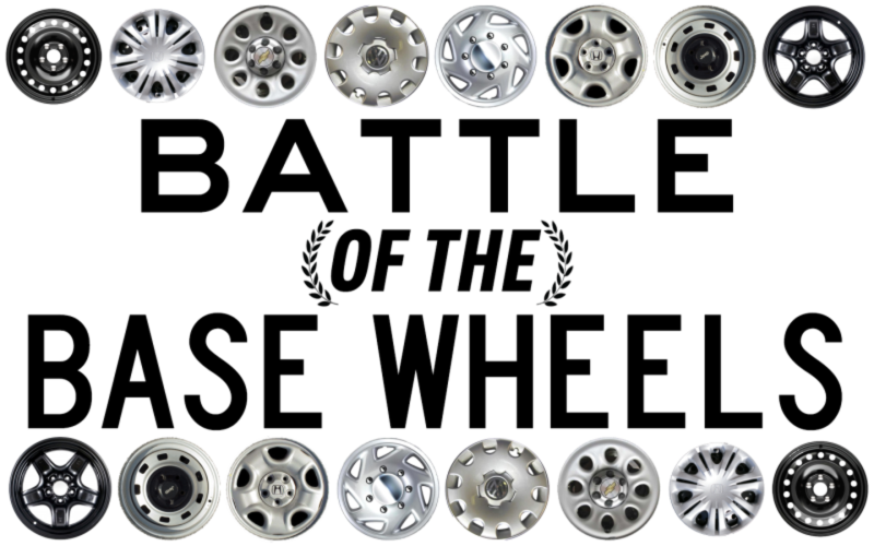 Illustration for article titled Battle of the Base Wheels - Small Sport Sedan-ish Edition
