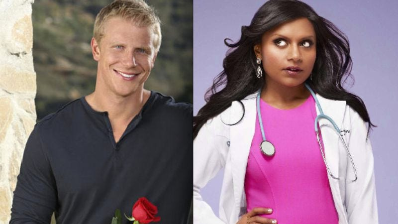 Illustration for article titled The Bachelor and The Mindy Project are the most popular shows among young, rich, educated people