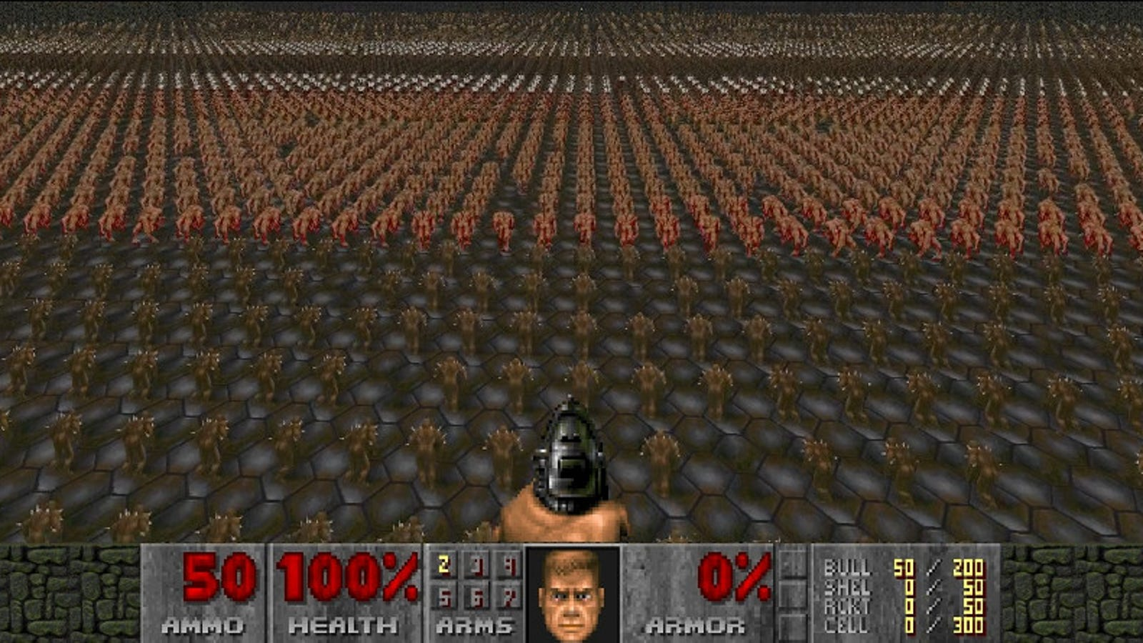 You Wanna Get Nuts? Remembering the Best Doom Mod