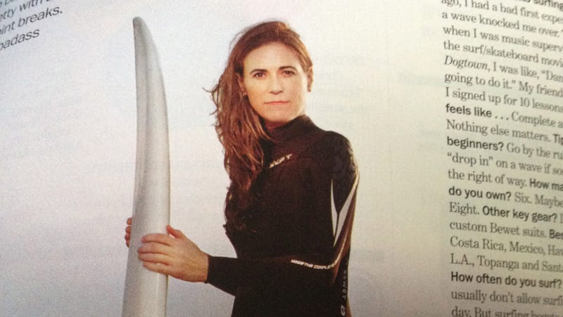 Illustration for article titled Surfer Tragically Loses Arm to Photoshop Shark
